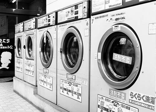 Starting Out with Laundromats – An Overview of the Coin Laundry Business