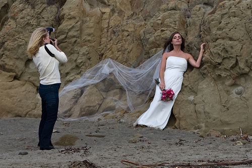 wedding photography niche