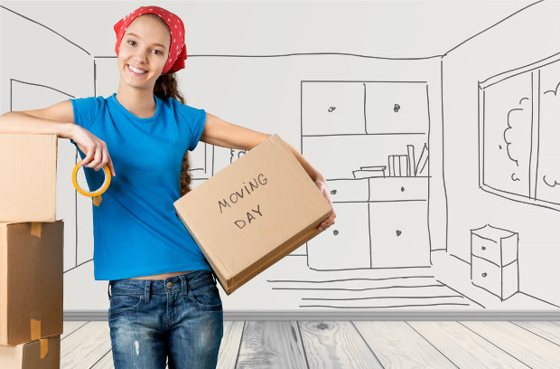 7 Smart Moving Tips for the Budget Conscious Business